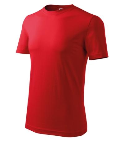 Tričko pánské Classic New červená XXXL