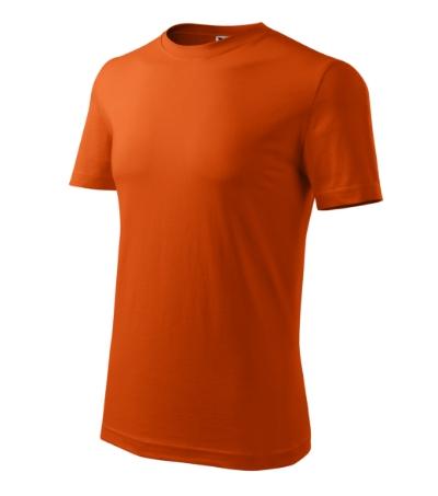 Tričko pánské Classic New oranžová XXXL