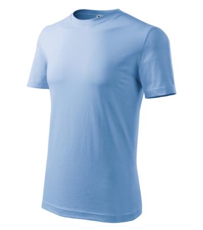 Tričko pánské Classic New nebesky modrá 3XL