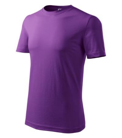 Tričko pánské Classic New fialová 3XL