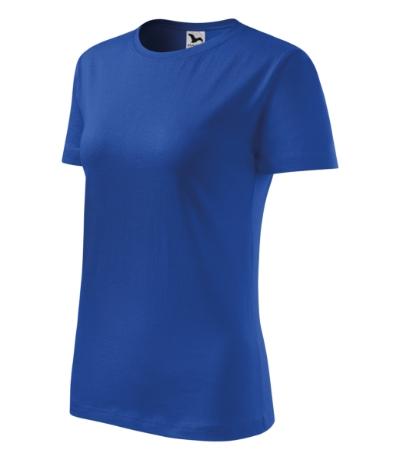 Tričko dámské Classic New královská modrá XXL