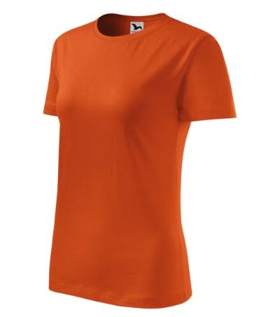 Tričko dámské Classic New oranžová XXL