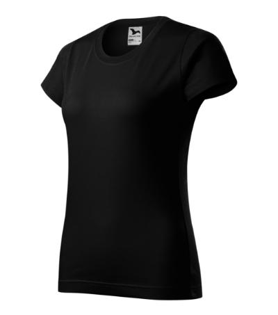 Tričko dámské Basic černá 3XL