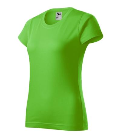 Tričko dámské Basic apple green XXL