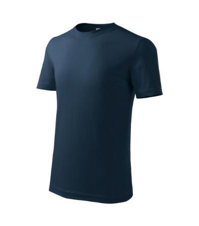 Tričko dětské Classic New námořní modrá 10 let