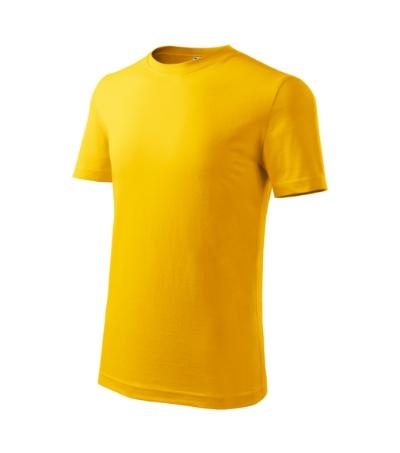 Tričko dětské Classic New žlutá 10 let