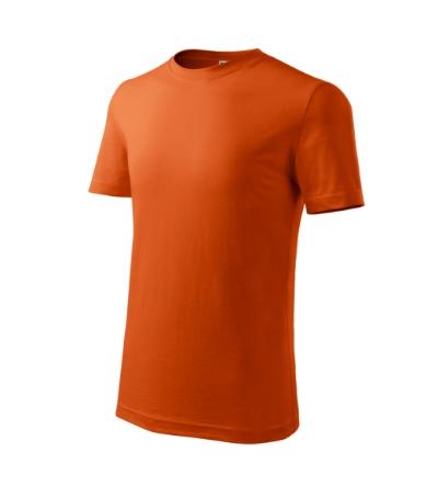 Tričko dětské Classic New oranžová 10 let