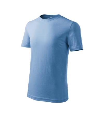 Tričko dětské Classic New nebesky modrá 10 let