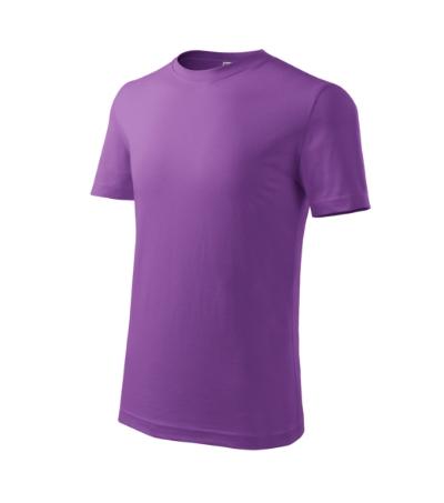 Tričko dětské Classic New fialová 10 let