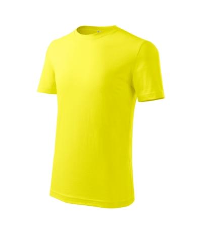 Classic New tričko dětské citronová 146 cm/10 let