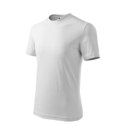 Tričko dětské Basic bílá 10 let