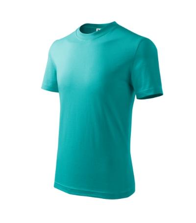 Basic tričko dětské emerald 146 cm/10 let