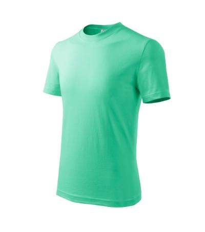 Basic tričko dětské mátová 146 cm/10 let