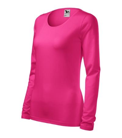 Slim triko dámské purpurová 2XL