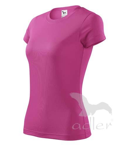 Tričko dámské Fantasy purpurová 2XL