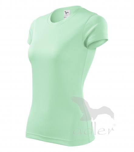 Fantasy tričko dámské světlá mátová XL