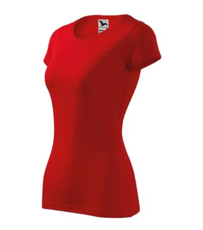 Tričko dámské Glance červená 2XL