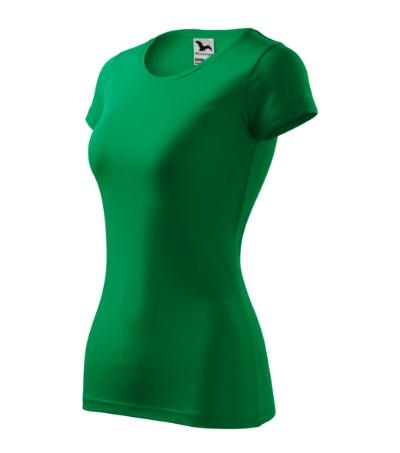 Glance tričko dámské středně zelená 2XL