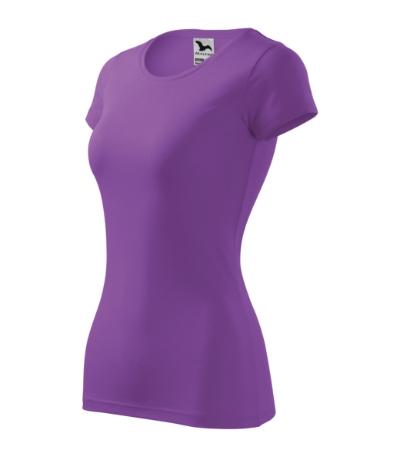 Tričko dámské Glance fialová 2XL