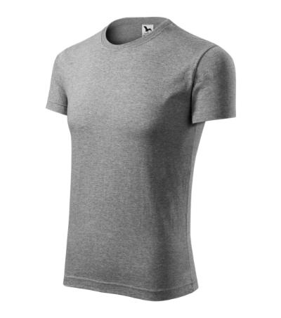 Tričko pánské Replay tmavě šedý melír XXL