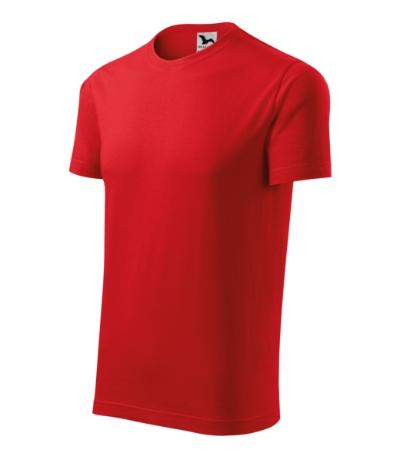 Trička Tričko Element červená XXXL