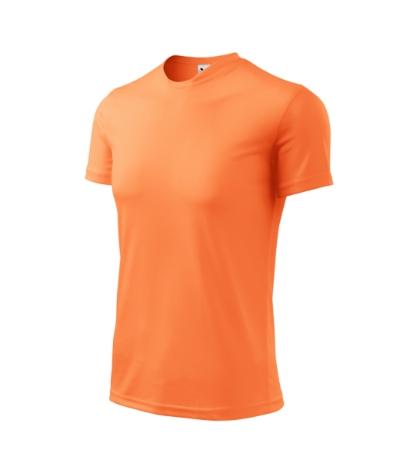 Fantasy tričko dětské neon mandarine 146 cm/10 let