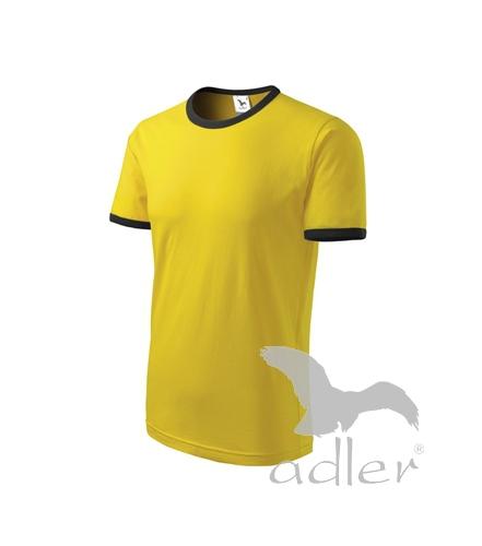 Infinity tričko dětské žlutá 146 cm/10 let