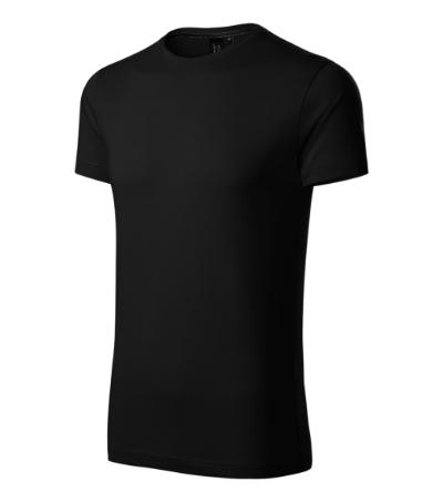 Exclusive tričko pánské černá 3XL