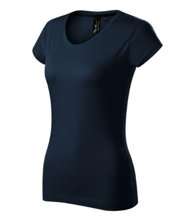 Exclusive tričko dámské námořní modrá 2XL