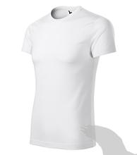 Star tričko unisex bílá 3XL