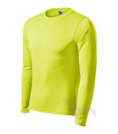 Pride triko unisex neon yellow 3XL