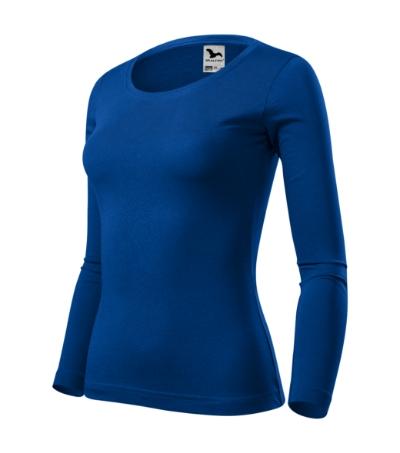 Fit-T LS triko dámské královská modrá 2XL