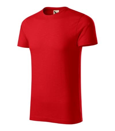 Native tričko pánské červená 3XL