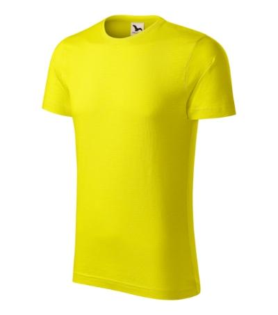 Native tričko pánské citronová 3XL