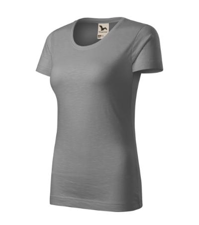 Native tričko dámské starostříbrná 2XL