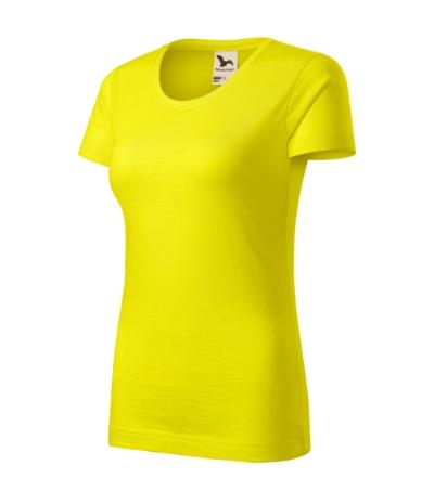Native tričko dámské citronová 2XL