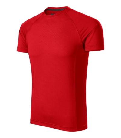 Destiny tričko pánské červená 3XL