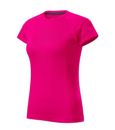 Destiny tričko dámské neon pink 2XL