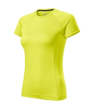 Destiny tričko dámské neon yellow 2XL