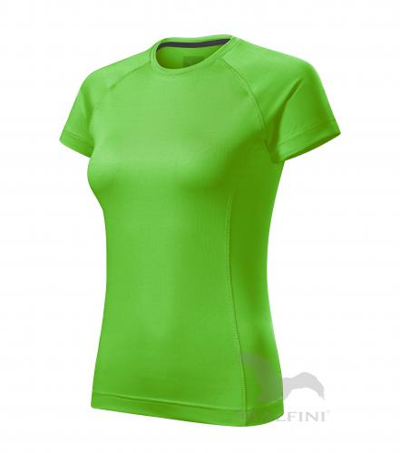 Destiny tričko dámské apple green 2XL