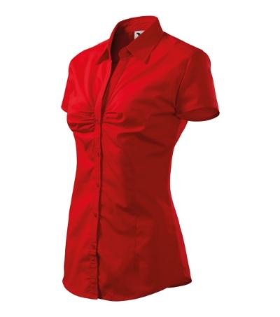 Halenka dámská Chic červená XXL