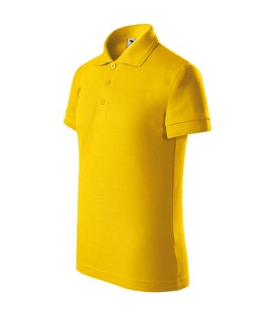 Pique Polo polokošile dětská žlutá 146 cm/10 let