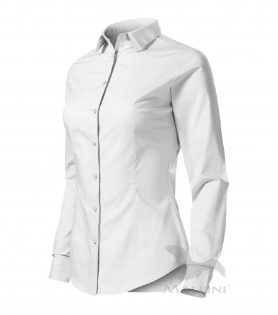 Style LS košile dámská bílá 2XL