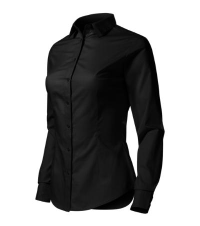 Style LS košile dámská černá 2XL