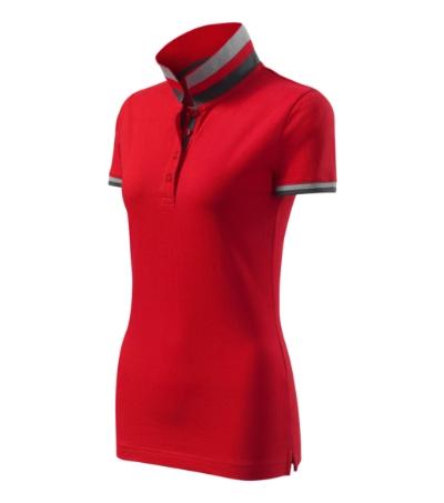 Malfini Polokošile dámská Collar Up formula red XX