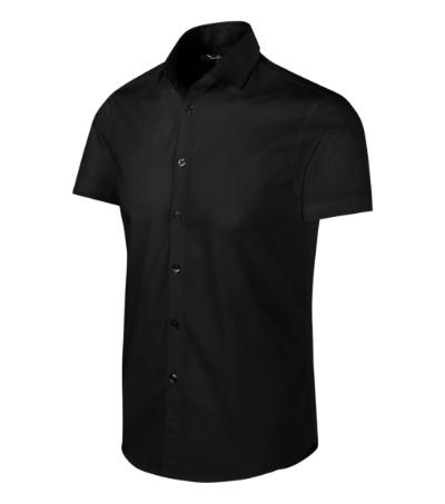 Malfini Flash košile pánská černá 2XL