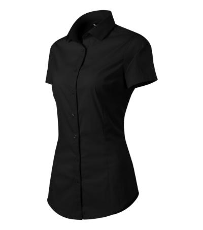 Malfini Flash košile dámská černá 2XL