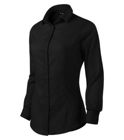 Malfini Dynamic košile dámská černá 2XL