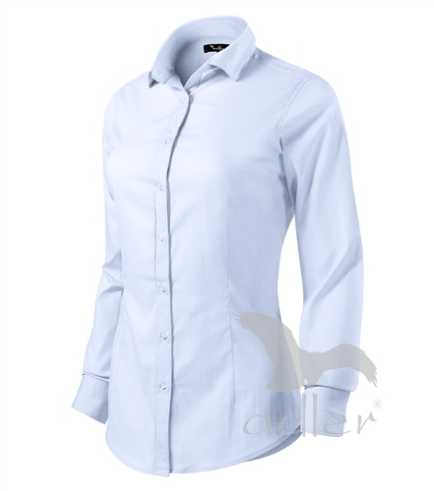 Malfini Dynamic košile dámská light blue 2XL
