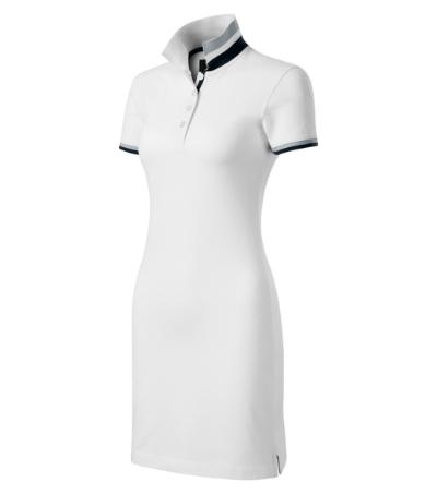 Dress up šaty dámské bílá 2XL